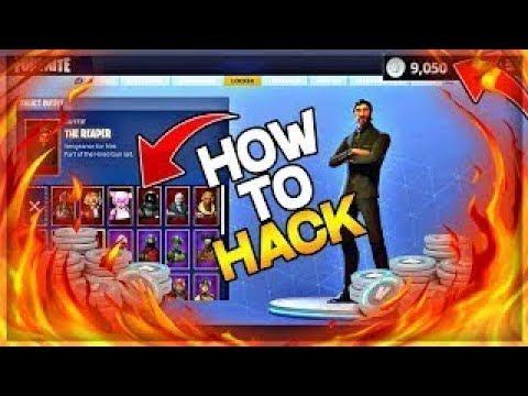 How to Crack fortnite accounts