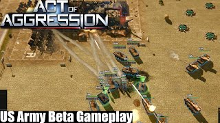 Act Of Aggression Gameplay - US Army VIP Beta