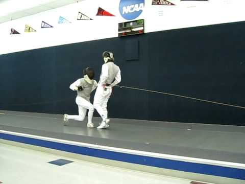 Fencing at the Junior Olympic qualifiers!