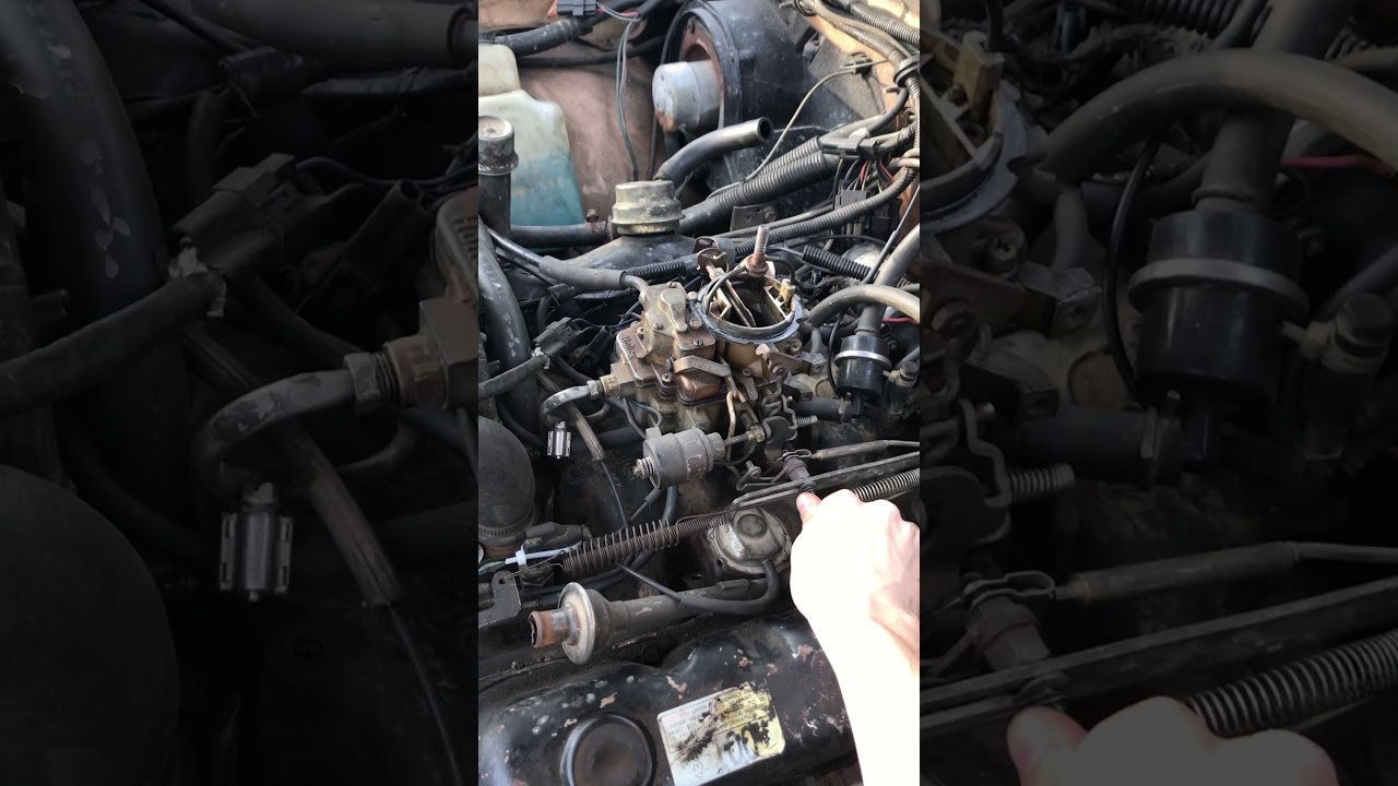 1985 Dodge 318 set up the right way