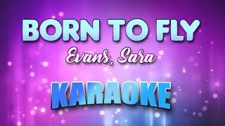 Evans, Sara - Born To Fly (Karaoke & Lyrics)