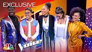 After The Elimination: Celia Babini, Oliv Blu, LB Crew, Mari & Jej Vinson (Presented by Xfinity)