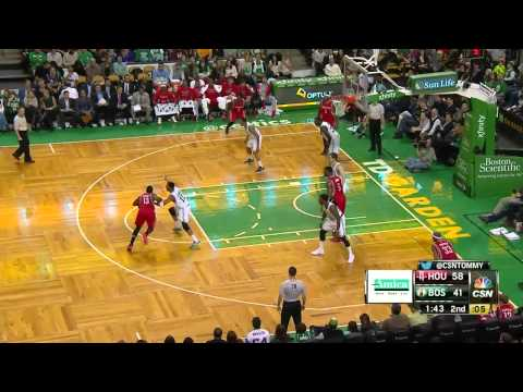 Houston Rockets vs Boston Celtics | January 30, 2015 | NBA 2014-15 Season