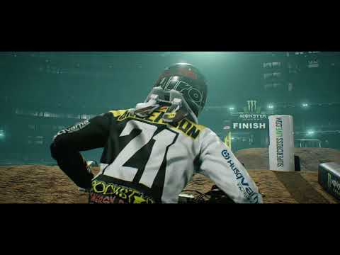 Now Available | Monster Energy Supercross – The Official Video Game