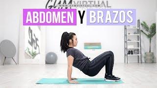 Abdomen plano y brazos delgados | Gym Virtual