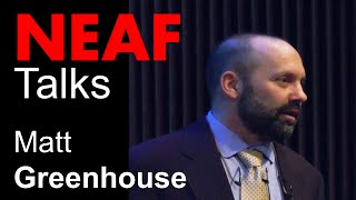 Matt Greenhouse | The James Webb Space Telescope | NEAF Talks