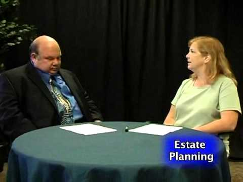 Part 3 of 3 Understanding the Areas of Estate Planning