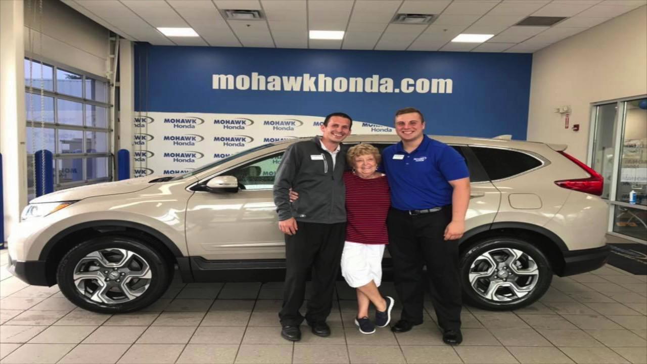 Mohawk Honda Experience