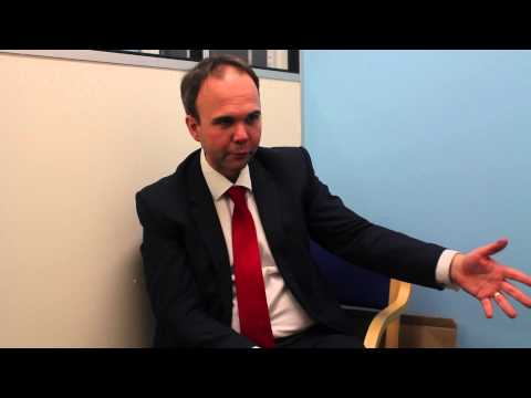 Gavin Barwell MP supports Reaching Higher's ethos on young people