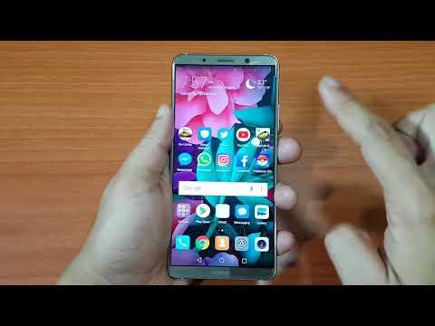 Huawei Mate 10 Pro   Review Espa C3 B1ol