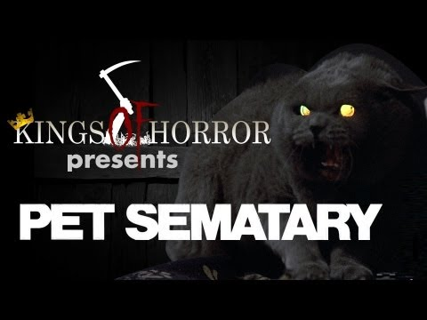 Kings of Horror Ep. 14 - PET SEMATARY (1989)