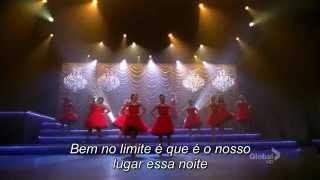 Glee - Edge Of Glory.wmv