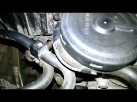 Звук, похожий на стук клапанов. VW Polo седан