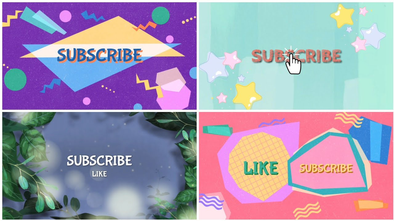 10+ intro Subscribe Lucu || Free Download ( link in the deskription )