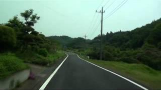 【車載動画】栃木県道めぐりシリーズ r287山内上小瀬線