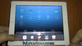How to close Apps in Apple iOS 6 on iPad 4th Generation in Full HD(Shown is this video is the old way of how to close the running applications in Apple iOS 6. Closing the apps prevents from taking up precious memory, resources ..., 2013-10-11T20:09:27.000Z)