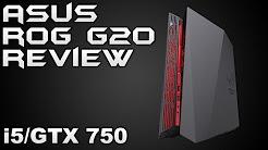 Asus ROG G20AJ | Review