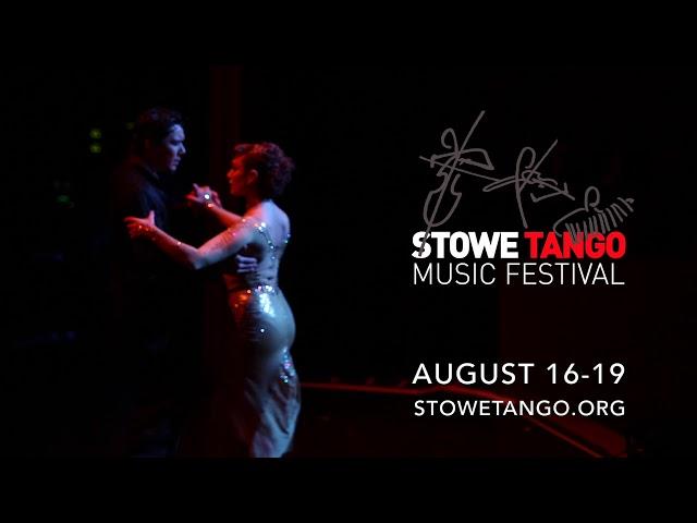 2018 Stowe Tango Music Festival