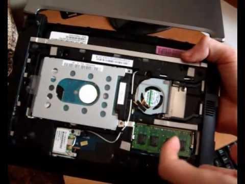 Разбираем Acer Aspire One D260