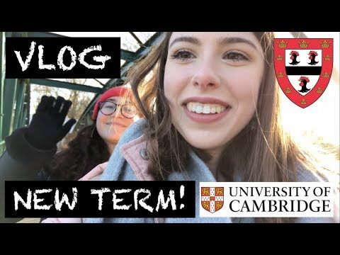 CAMBRIDGE VLOG 7: Lent term begins (ft mock exams!)