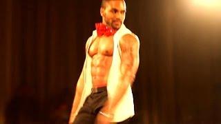 SEX SIREN @ LOVE HANGOVER BALL 2012 TREVON,KELLY,KENYON