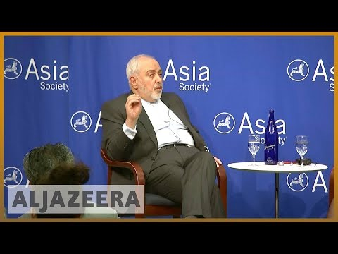 🇮🇷 Iran's Zarif warns US of 'consequences' over oil sanctions | Al Jazeera English
