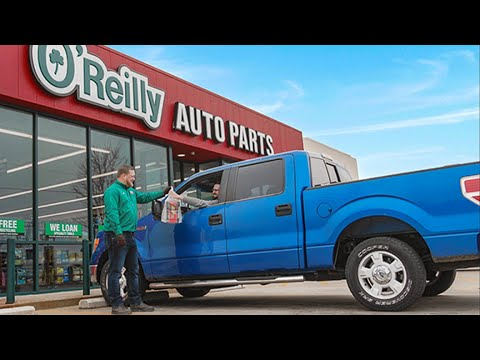 Free In-Store And Curbside Pickup | O'Reilly Auto Parts