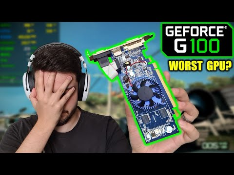 GeForce G 100
