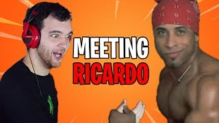 MEETING RICARDO MILOS?!?! - Sellout Stream Highlights #51