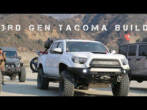 Maxx Powell's 3rd Gen Tacoma Walk-around Build