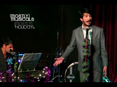 "David Crane ""Oh That's Right, It's Hanukkah"" (mostly)musicals #9: mostly HOLIDAY"