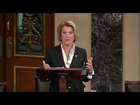 Capito Delivers Tax Reform Speech on Senate Floor