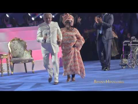 The Fire of the Holy Spirit is Sweeping Across Nigeria