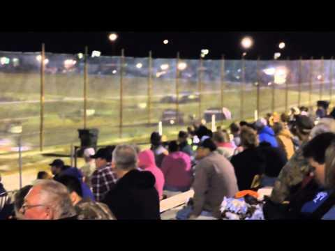Jackie Dalton Heat Race Nevada Speedway 9/06/14