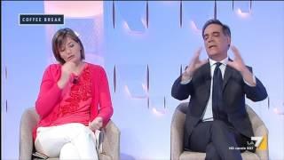 Giacomo Portas vs Lara Comi: 'Anche senza l'Euro la corruzione in Italia resterebbe'