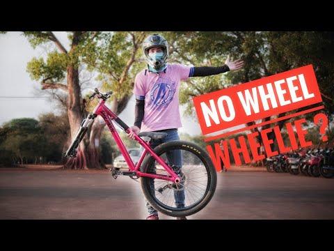 No wheel wheelie? (Vlog)😲🤤
