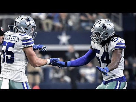 9b302015 Dallas Cowboys Leighton Vander Esch and Jaylon Smith ? | Worldwide ...