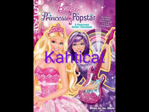 Barbie the Princess and the Popstar Song Greek