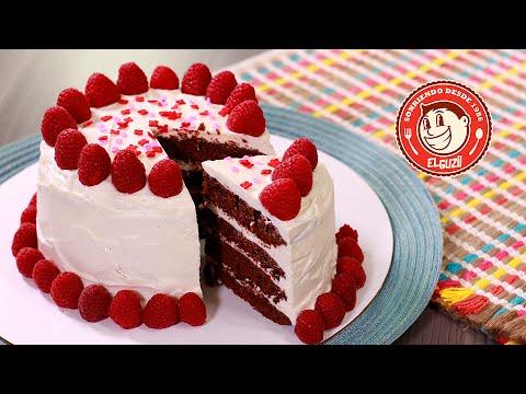 Pastel Sin Horno Chocolate No Bake Cake El Guzii