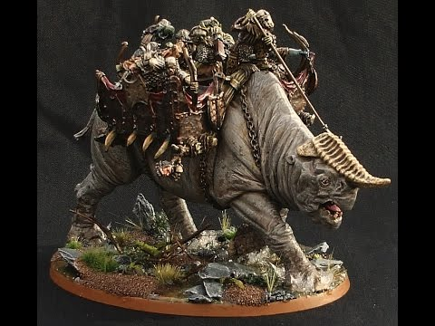 Great Beast of Gorgoroth - Assembly guide - Part 1 - The Beast