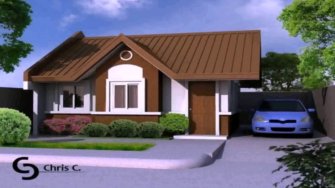 House design for 80 sqm lot area - 80 Sqm House Design Philippines
