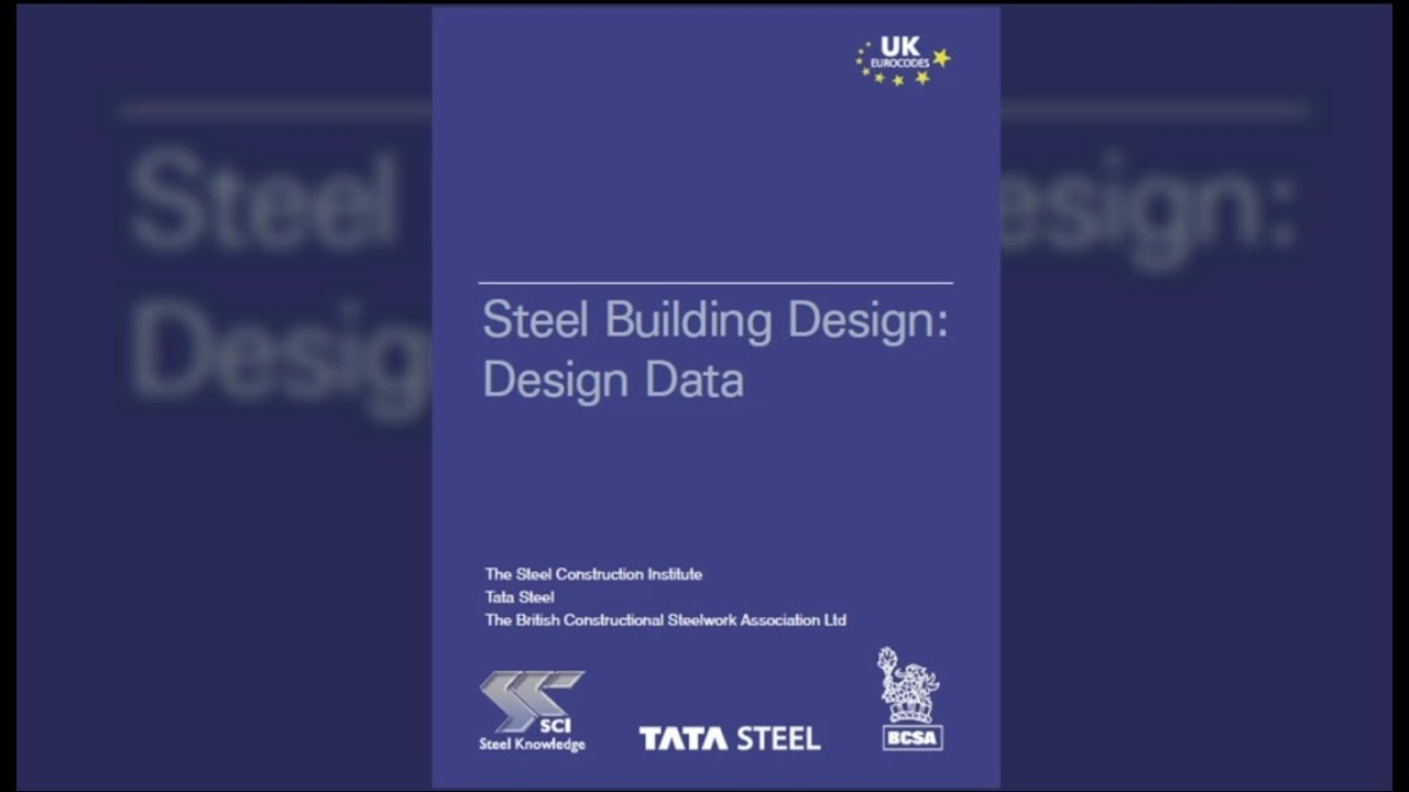 Construction Blue Book >> The Blue Book Steelconstruction Info