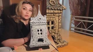видео Чайный домик (беседка) своими руками: технология, размеры