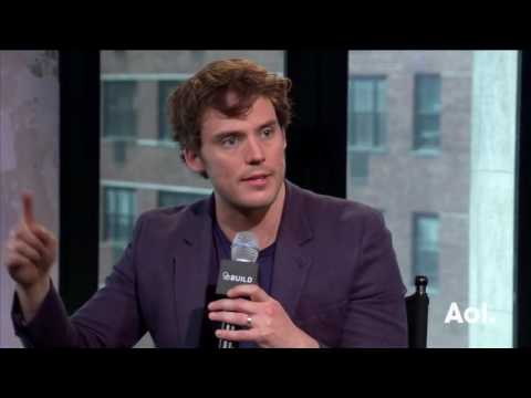 Sam Claflin On Me Before You | BUILD Series