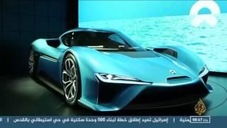 هذا الصباح-أسرع سيارة كهربائية في العالم