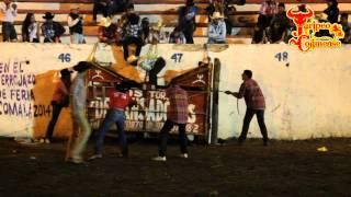 ASOCIACIÓN COLIMENSE DE TOROS DE REPARO EN COMALA 2014