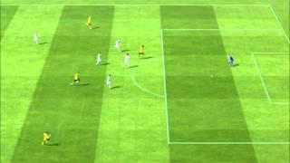 FIFA 11 Rodwell nach Lupfer Barrios