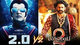 Robot 2.0 BREAKS Record Of Baahubali 2 Before Release