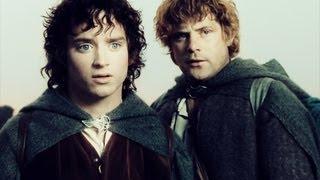 Frodo+Sam   Never alone