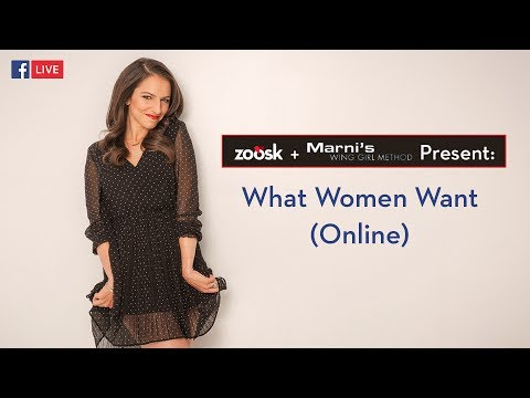 What Women Want & Expect From Men Online